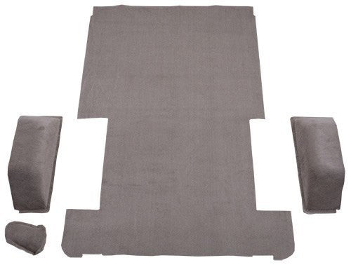 1995-1997 Dodge B1500 Van Short Flooring [Cargo Area]