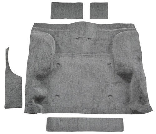 1995-2002 Chevrolet Blazer 2 Door Flooring [Cargo Area]