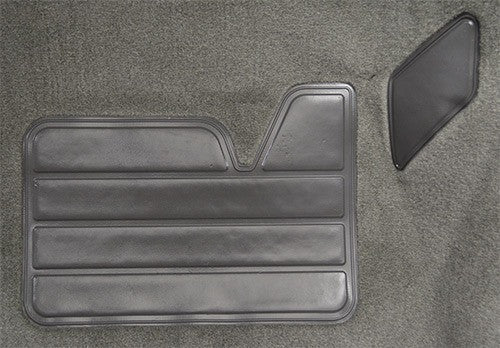 1999-2000 Chevrolet K3500 Crew Cab Old Body Style Flooring [Complete]