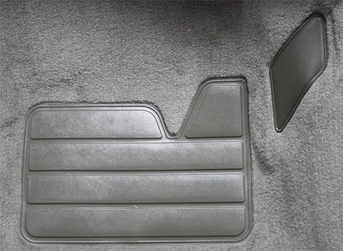 1997-1998 Chevrolet C2500 Ext Cab without Rear Air Flooring [Complete]