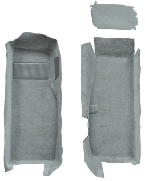 2001-2004 Chevrolet Corvette Z06 Front Set Flooring [Front]