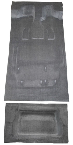 2005-2007 Chrysler Town & Country Stow & Go Seats Model Complete Flooring [Complete]
