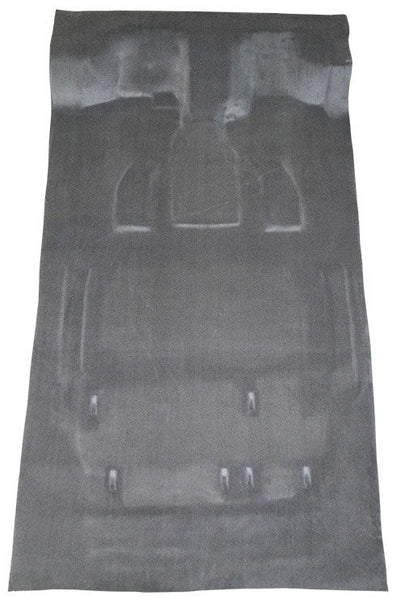 2005-2007 Chrysler Town & Country Stow & Go Seats Model Flooring [Passenger Area]