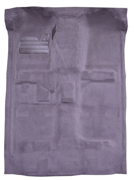 2004-2012 Chevrolet Colorado Ext Cab 2 & 4WD Flooring [Complete]