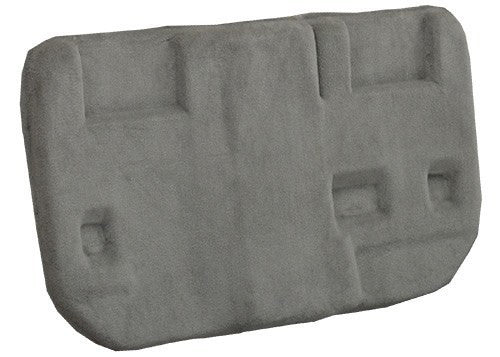 2007-2009 Cadillac Escalade ESV 2nd Row 60-40 Seat Flooring [Mount Covers]