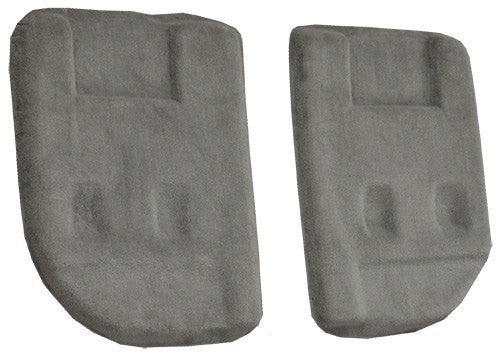 2007-2009 Cadillac Escalade ESV 2nd Row Bucket Seat Flooring [Mount Covers]