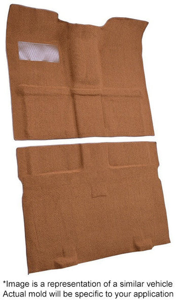 1974-1980 Chevrolet C10 Suburban 2WD 4 Speed Flooring [Passenger Area]