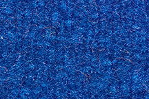 Cutpile Electric Blue