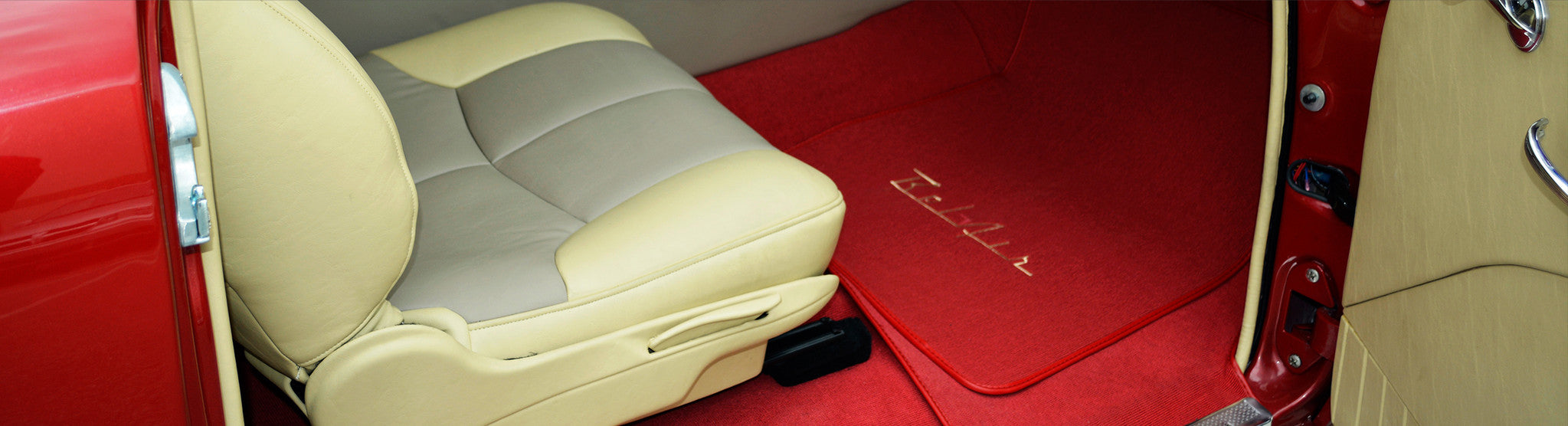 The automotive flooring experts.