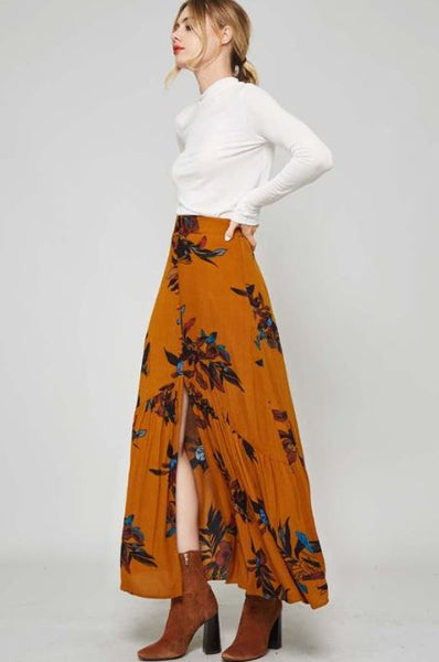 Boho Skirt - Oh Deer Boutique