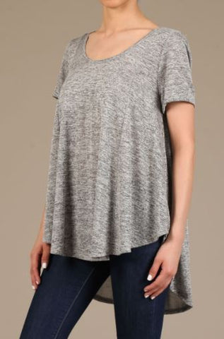 Flare Top - Oh Deer Boutique