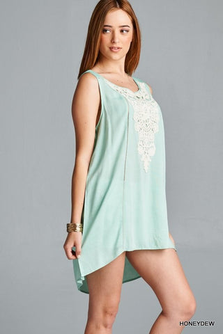 Romantic Tunic Top - Oh Deer Boutique