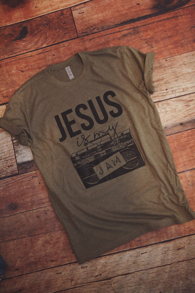 Jesus is my jam - Oh Deer Boutique