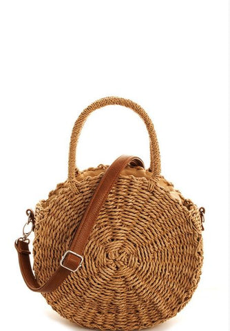 Chic Woven Bag
