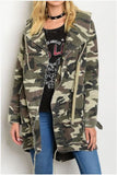 Camo Jacket - Oh Deer Boutique