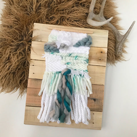 Soft Sage Wall Hanging - Oh Deer Boutique