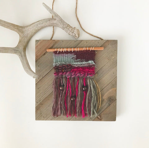 Berry Wall Hanging - Oh Deer Boutique