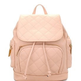 Blush Backpack - Oh Deer Boutique