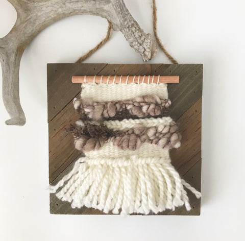 Cream Wall Hanging - Oh Deer Boutique