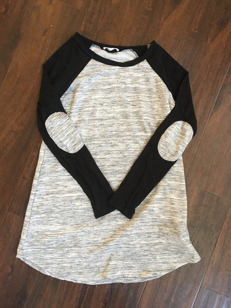 Raglan Top - Oh Deer Boutique