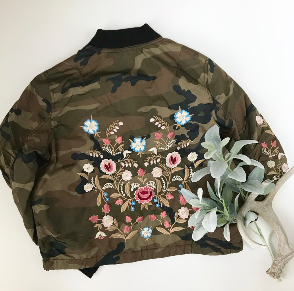 0d5f4dfd183c9 Embroidered Camo Jacket – Oh Deer Boutique