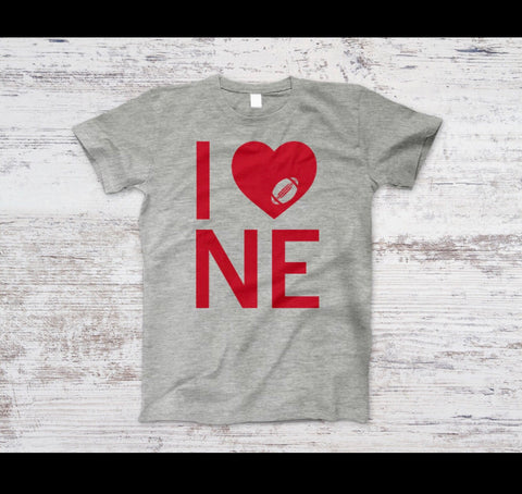 I  ❤️ NE Tee - Oh Deer Boutique