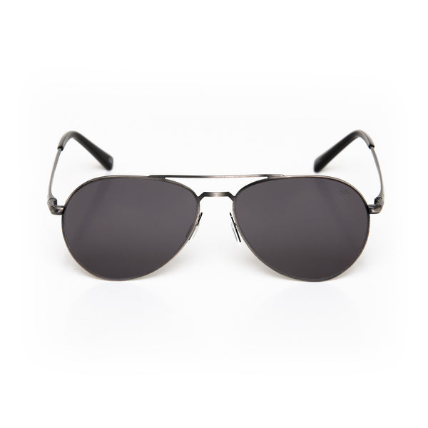 Flo' (Flexible-metal) - Black (Sale) - RIXX Eyewear