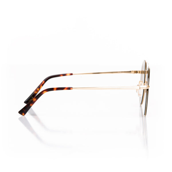 Flo' (Flexible-metal) - Gold - RIXX Eyewear