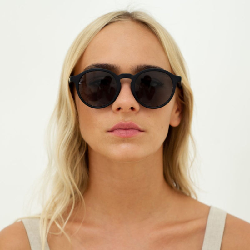 Morrice - Black (Polarised) - RIXX Eyewear