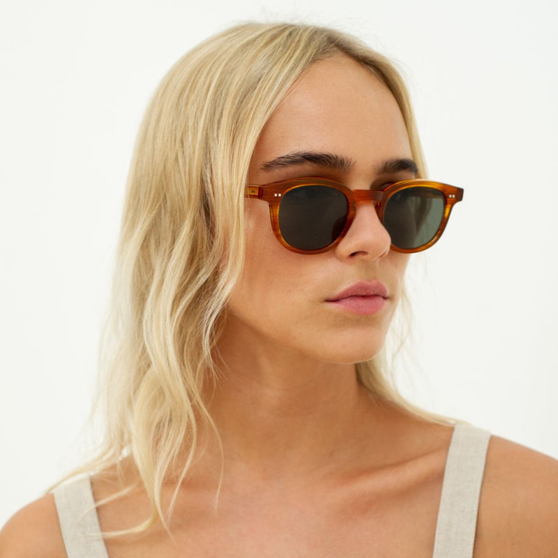 Melrose - Peach (Polarised) - RIXX Eyewear