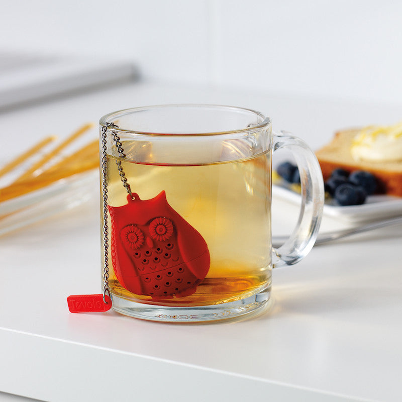 Makes tea time more fun with these novelty tea infusers