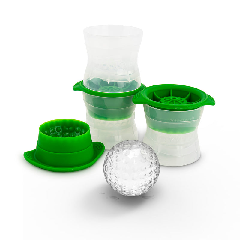 Golf Ball Ice Molds - KitchenarySg - 3