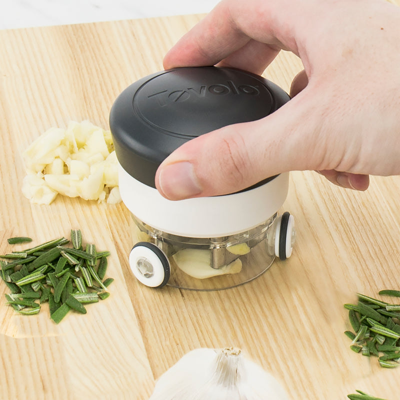 Chop N' Spin Mini Chopper - KitchenarySg - 1