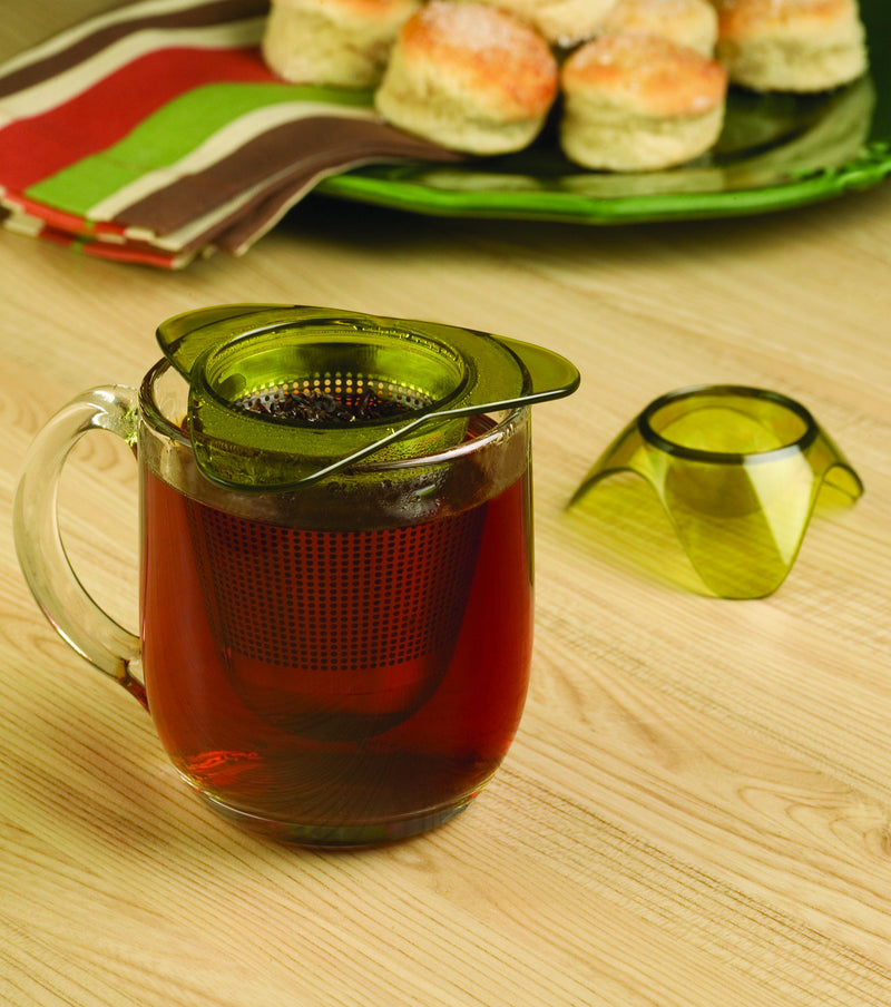 Tea Infuser - In Mug - KitchenarySg - 3