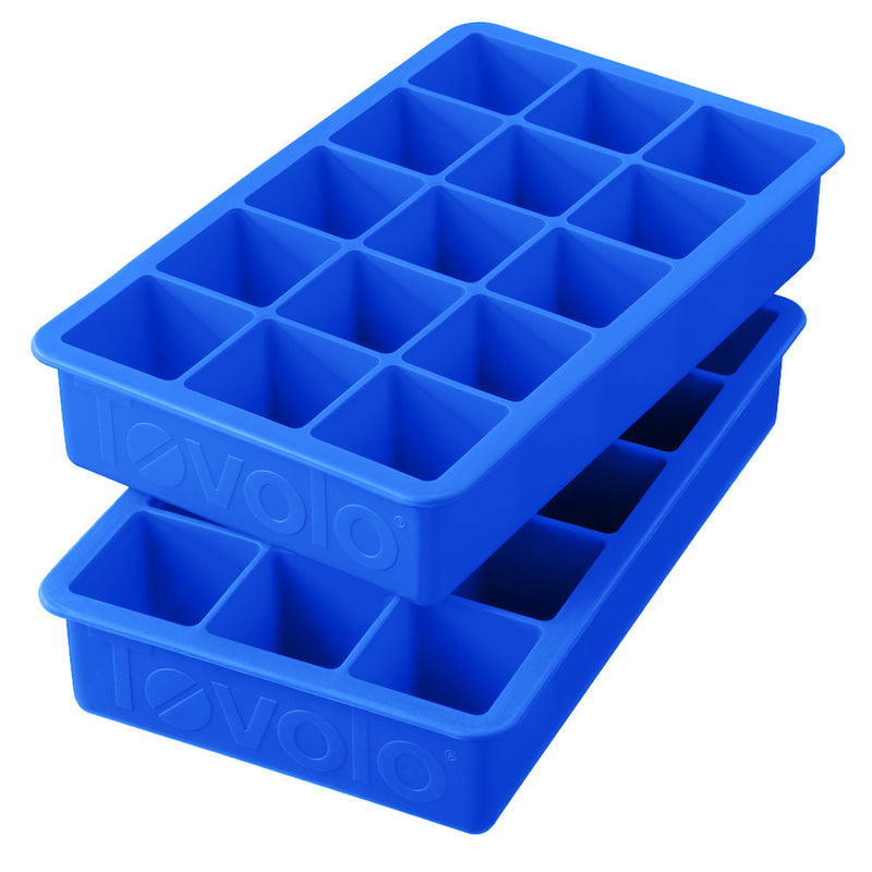 Perfect Cube Ice Trays - Set of 2 - KitchenarySg - 7