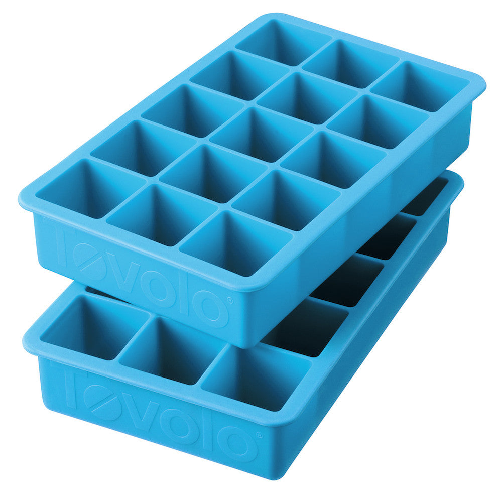 Perfect Cube Ice Trays - Set of 2 - KitchenarySg - 4