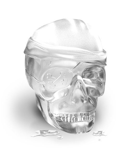 Skull Ice Molds - KitchenarySg - 5