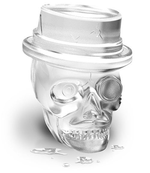 Skull Ice Molds - KitchenarySg - 6