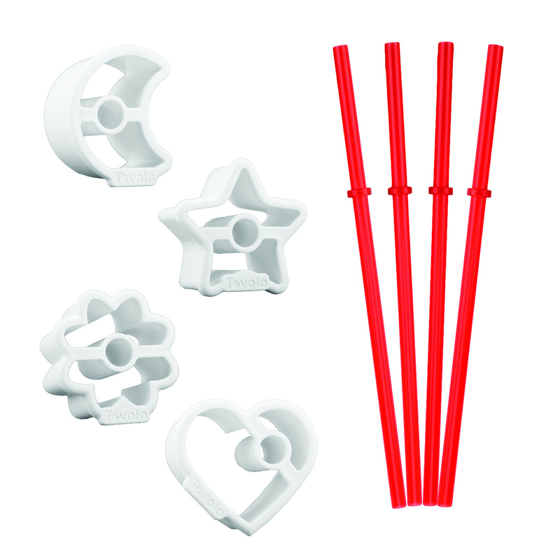 Cookie Cutters - Straw Set of 8 - KitchenarySg - 1