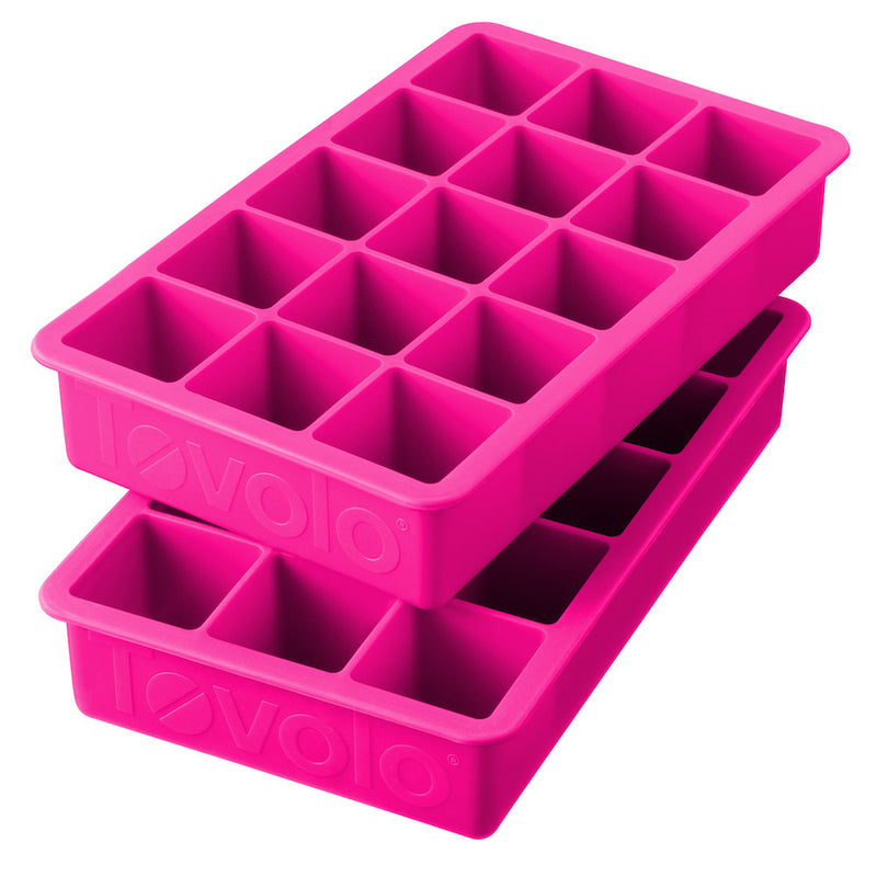 Perfect Cube Ice Trays - Set of 2 - KitchenarySg - 6