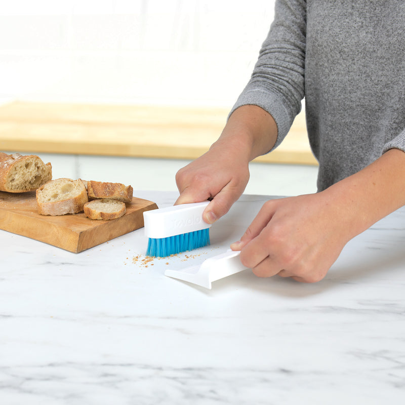 Magnetic Countertop Brush & Dustpan - KitchenarySg - 6