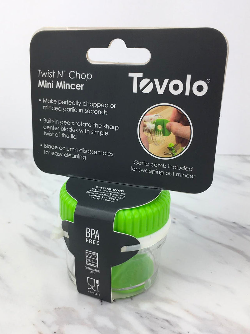 Twist N' Chop Mini Mincer - KitchenarySg -5