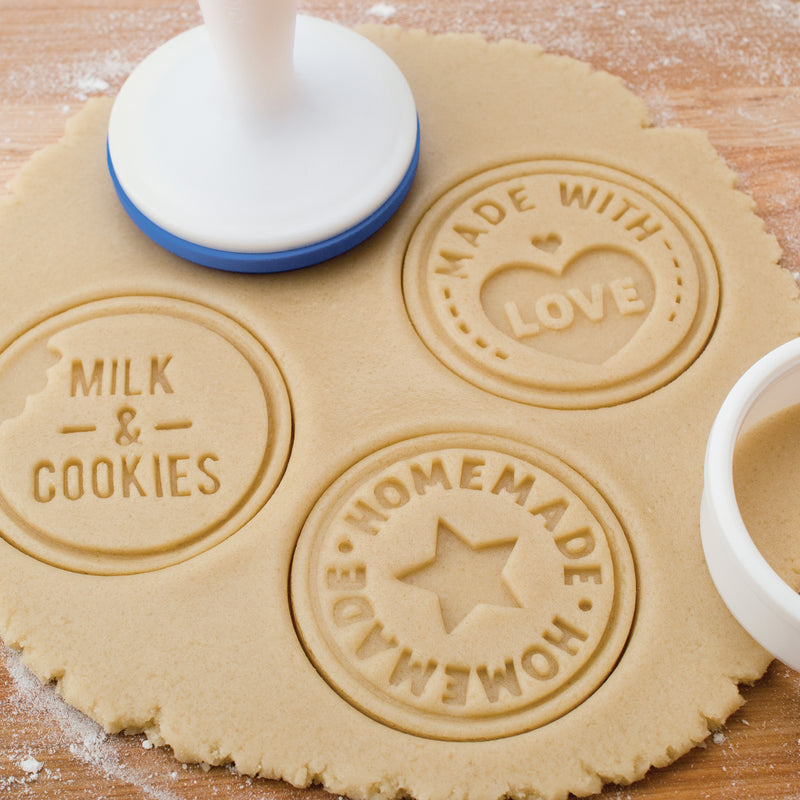 Cookie Stamps Set of 3 - KitchenarySg - 3
