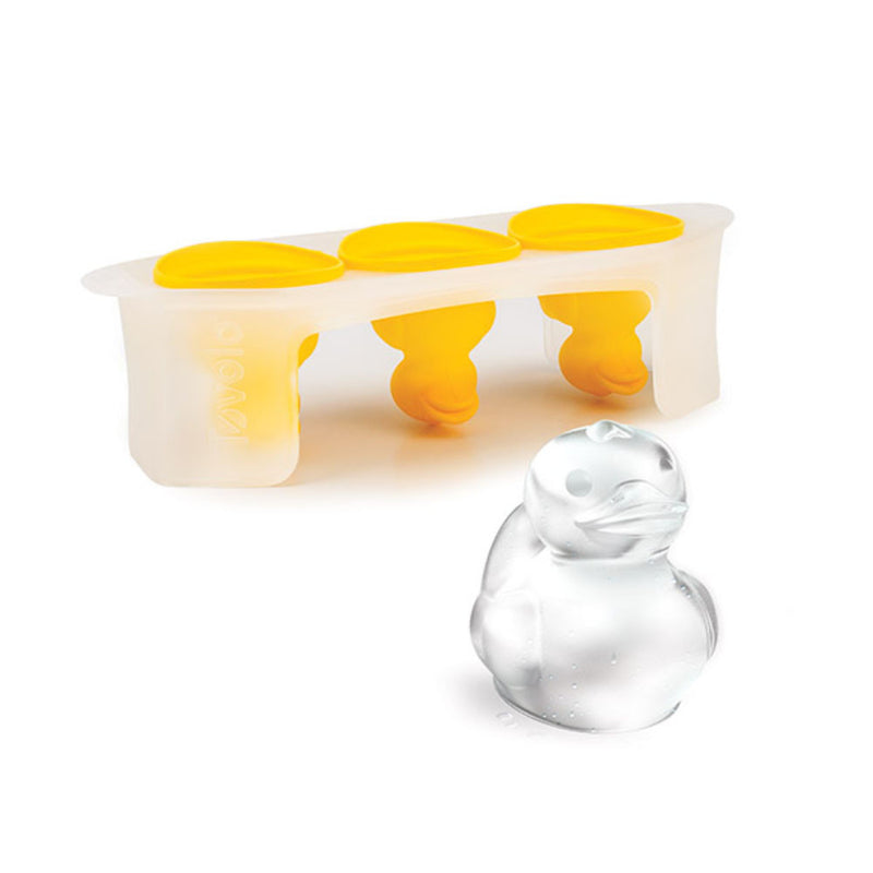 Rubber Ducky Ice Molds - KitchenarySG -1