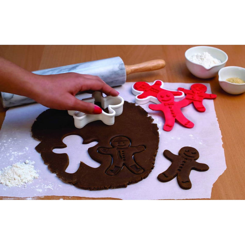 Cookie Cutters - Ginger Boys Set of 6 - KitchenarySg - 4