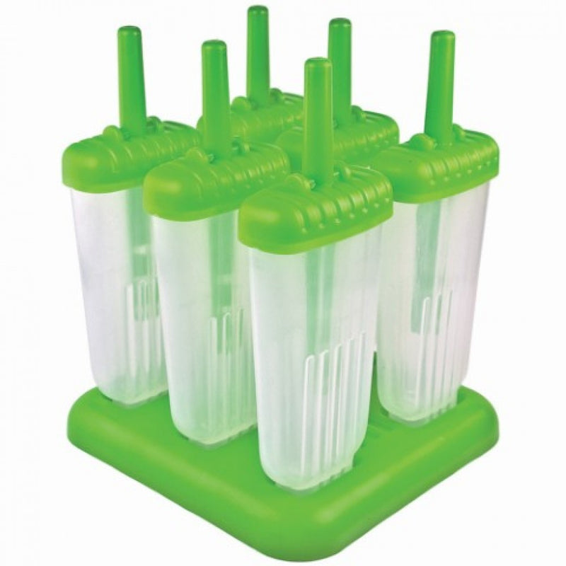 Popsicle Molds - Groovy Pop Set of 6 - KitchenarySg - 1