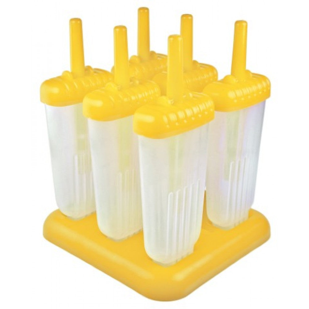 Popsicle Molds - Groovy Pop Set of 6 - KitchenarySg - 2