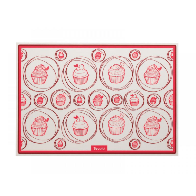 Silicone Baking Mat - Jelly Roll - KitchenarySg - 1