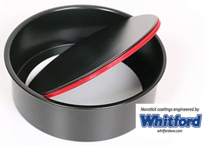 PushPan Deep Round Pan - Non Stick Heavy Gauge Carbon Steel - KitchenarySg - 5