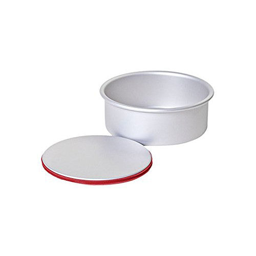 PushPan Deep Round Cake Pan Anodised Aluminium - KitchenarySg - 2
